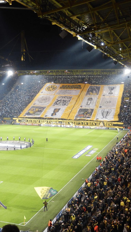 Ambiance Dortmund - Signal Iduna Park