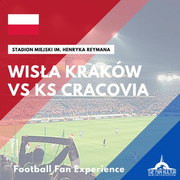 Wisla Cracovie vs KS Cracovia