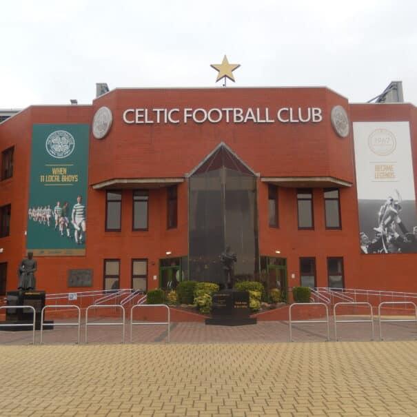 Ambiance Celtic Park Glasgow