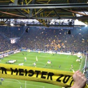 Ambiance Borussia Dortmund
