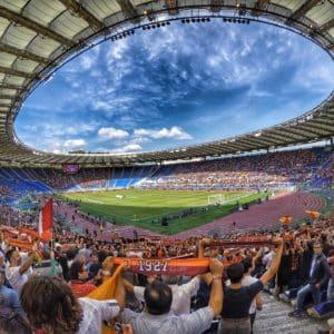 Stadio Olimpico AS Roma