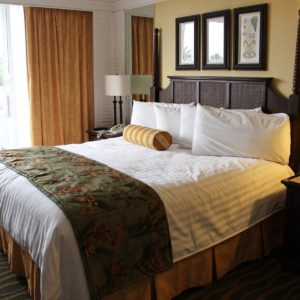 Chambre hotel foot