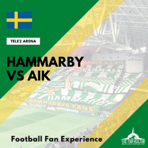 Derby Stockholm Hammarby AIK