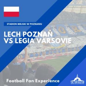 Lech Poznan Legia Varsovie