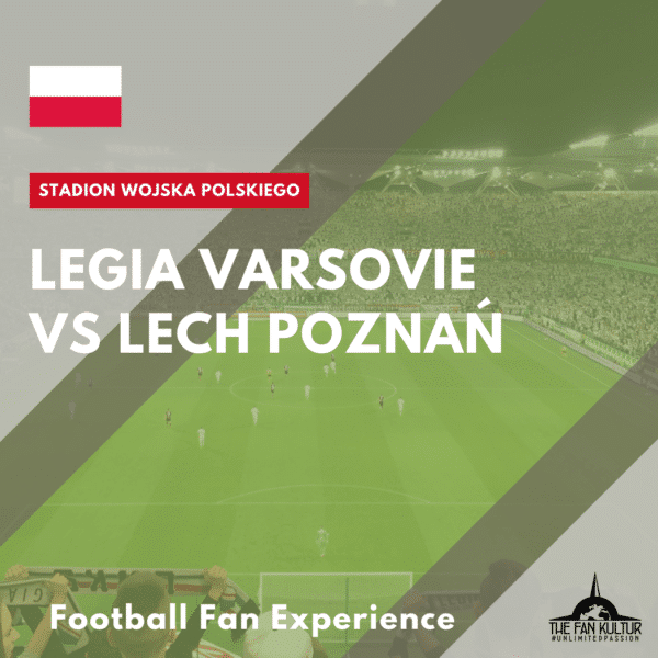 Legia Lech Poznan