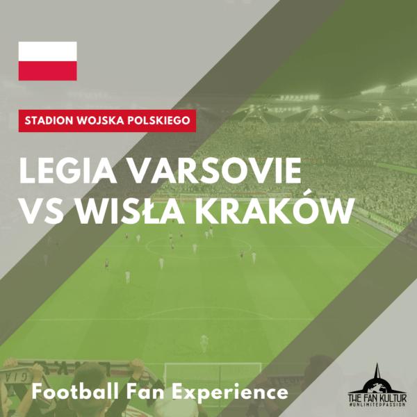Legia Wisla Cracovie