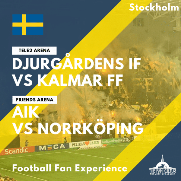 Pack AIK Djurgardens